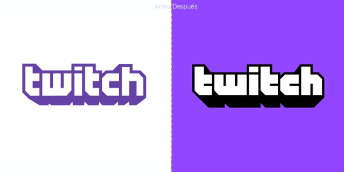 twitch cambia su logotipo