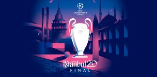 uefa Champions League 2020 logotipo