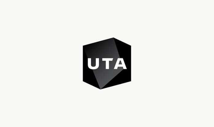 uta, agencia de talentos, nuevo logotipo