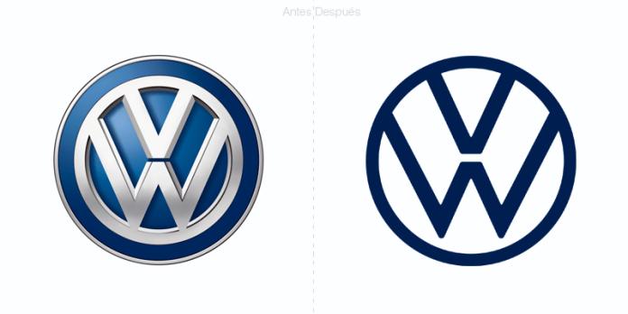Volkswagen ag presenta logotipo que responde a su nueva etapa eléctrica