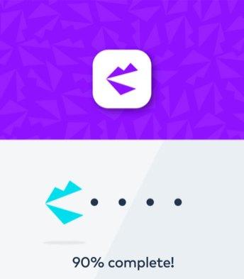 Iconos de carga y app