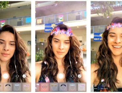 Instagram lanza sus filtros animados para fotos y vídeos
