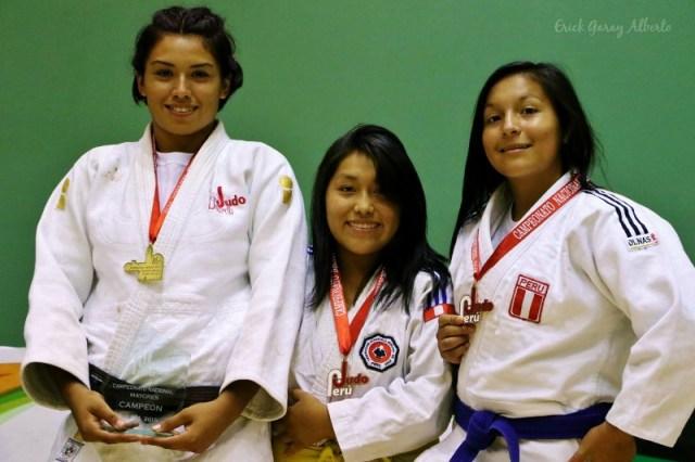 Femenino -70 Kg. 1. Camila Figueroa (Pre selección) 2. Maité Bellota (Guadalupe)  3. Cinthia Vásquez (Academia) 3. Karol Huamanchuco (IPD Ayacucho)