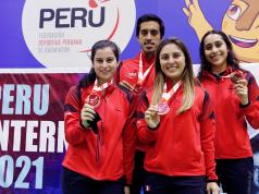 Badminton Peru