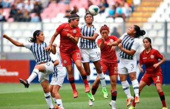 Futboll femenino Peru