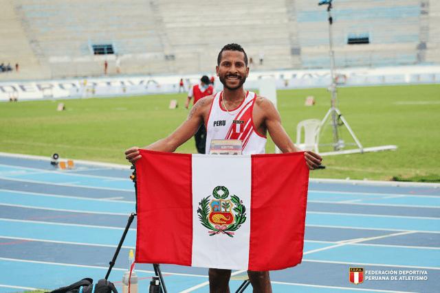 Mario Bazan Atletismo