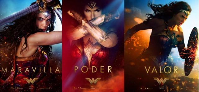 wonder woman hd español latino mega