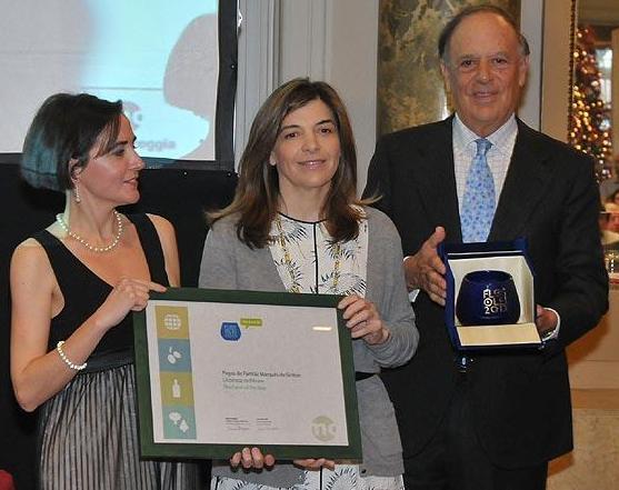 Organización del Premio al Mejor Aceite de Oliva del Mundo