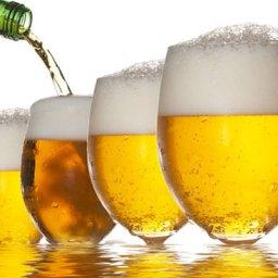 ¿Por causa de que sustancias tiene gusto amargo la cerveza?