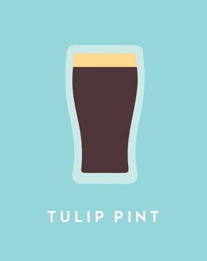Vaso-clasico-guinness-para-tomar-cervezas-negras-secas-tulip-pint-El-Portal-del-Chacinado