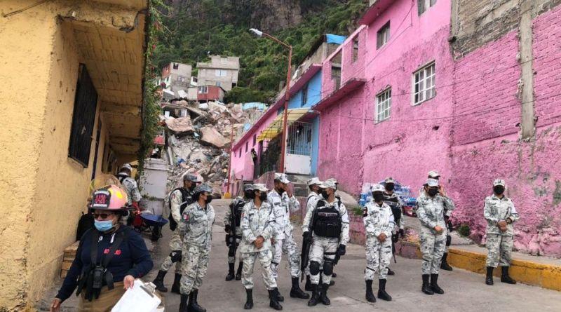 reanudan rescate chiquihuite