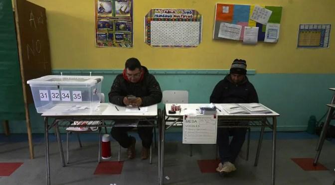 Los resultados políticos de las Elecciones Municipales 2016