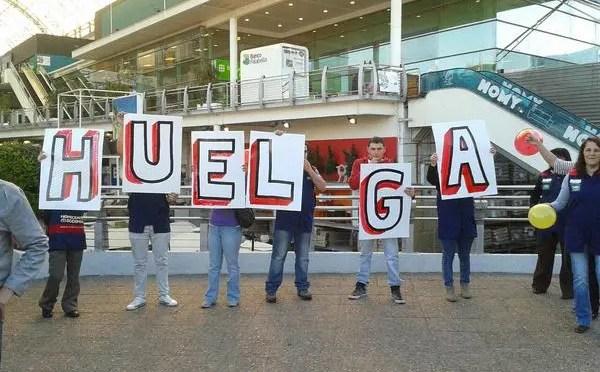 Huelga de Homecenter derrotada: a formar nueva dirección