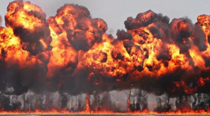 EE.UU. lanza el mayor arma no nuclear en Afganistán: un crimen contra la humanidad