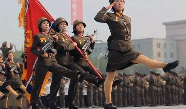 Detrás de la campaña de guerra de EE.UU. contra Corea del Norte