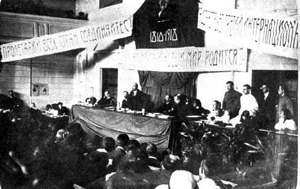 Debate marxista sobre el lugar común de la Asamblea Constituyente