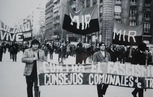 Miristas contra texto que deshonra y daña imagen historica y el proyecto del MIR