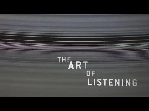 Documental: el arte de la escucha