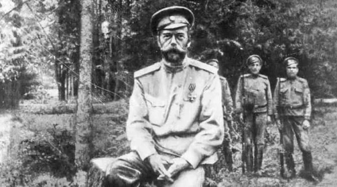 León Trotsky: La agonía de la monarquía