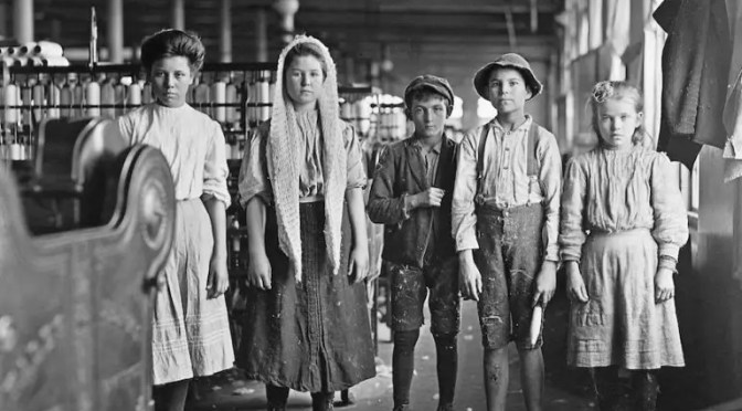 Friedrich Engels: A las clases obreras de Inglaterra