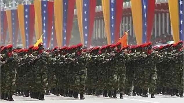 Ejército venezolano afirma que suprimió intento de golpe