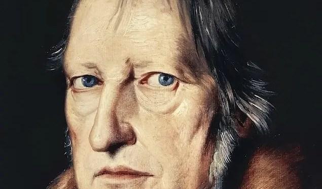 Sobre la dialéctica de Hegel