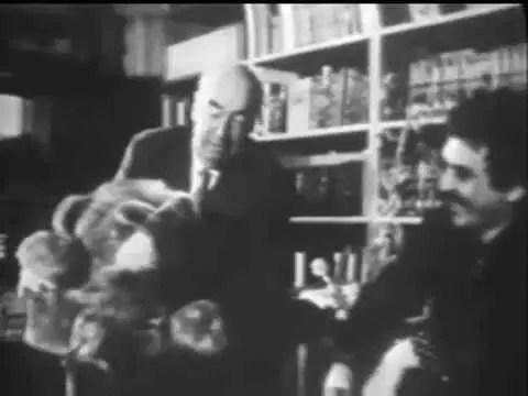 Pablo Neruda entrevistado por Gabriel García Márquez