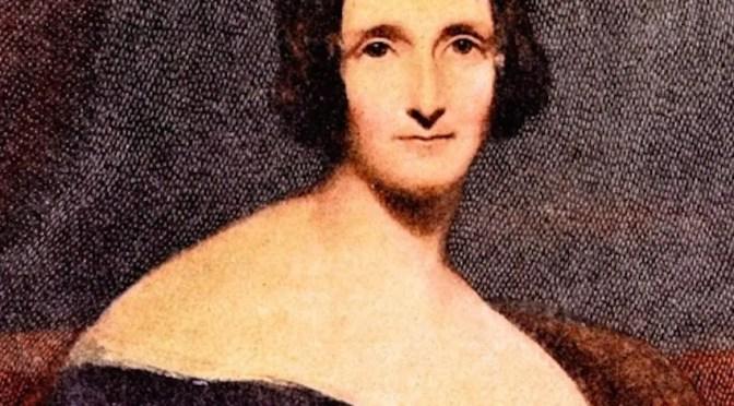 Mary Shelley, o tal vez Mathilda