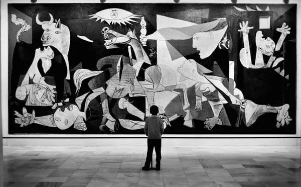 80º aniversario del Guernica: arte y revolución.