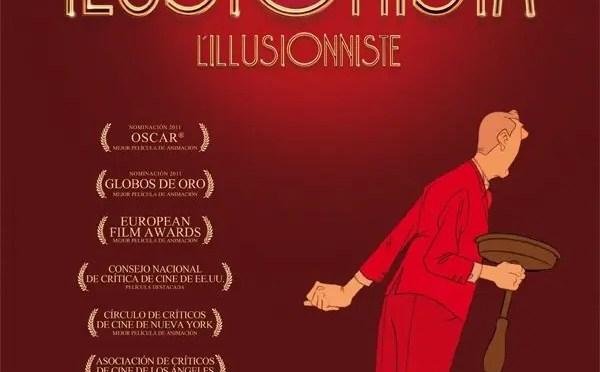 Cine animado: El Ilusionista (2010)