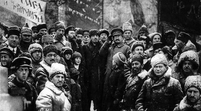 Editorial: El siglo de la Revolución Rusa
