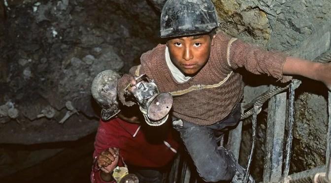 Bolivia: Evo Morales defiende el trabajo infantil