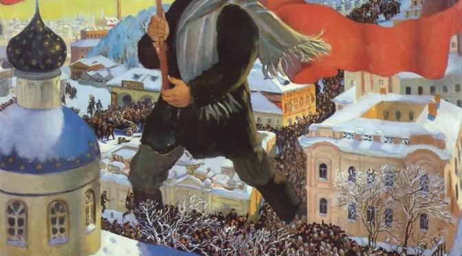 Stalinismo y burocratización, la enfermedad de la Revolución de Octubre