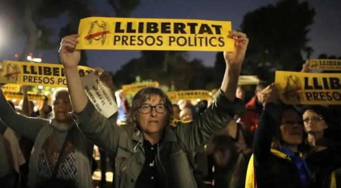 """Cataluña como paradigma del """"terrorismo jurídico"""" del Estado español"""