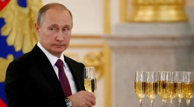 El Kremlin recibe el centenario de la Revolución de Octubre con temor y hostilidad