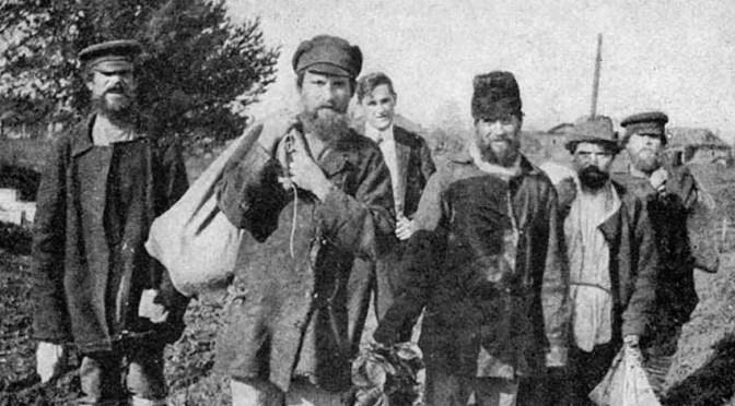 La revolución rusa como problema histórico