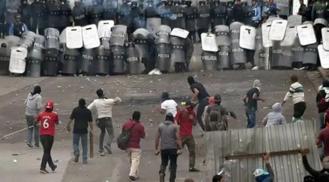 Honduras: del golpe de 2009 a la insurrección de 2017, lecciones