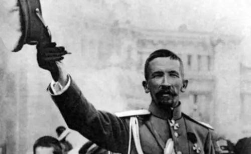 De las Jornadas de Julio al golpe de Estado de Kornílov: el Estado y la revolución de Lenin