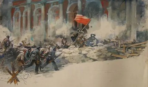 """Centenario de la Revolución Rusa:""""Se atrevieron"""""""