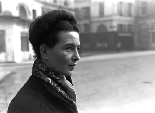 Simone de Beauvoir: la mujer y el materialismo histórico