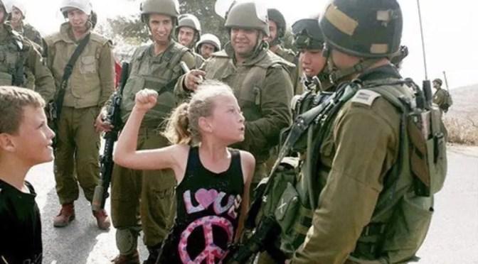 Ahed Tamimi, el nuevo rostro de la resistencia palestina