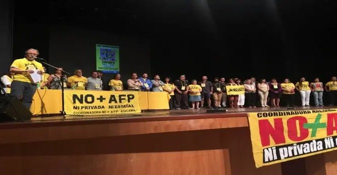 Más de 140 delegados se reúnen Congreso Nacional de la Trabajadores No + AFP