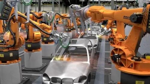 La burbuja robótica: las nuevas tecnologías preparan una nueva crisis