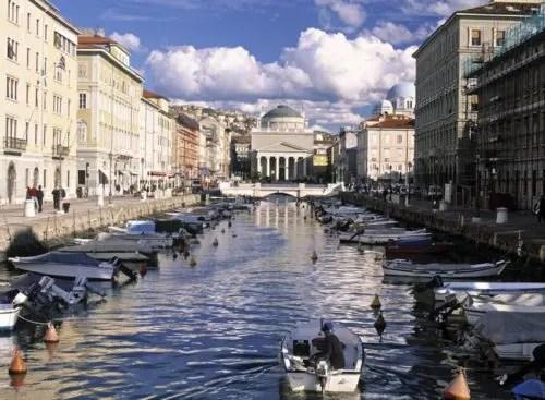 Joyce: «triste Trieste»
