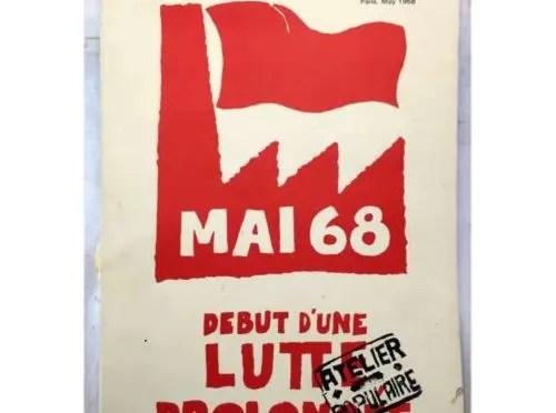 Cincuentenario de 1968: el romanticismo revolucionario de Mayo del 68