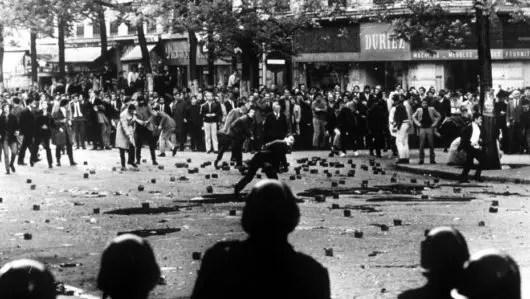 Las derrotas de Mayo del 68 y el nuevo capitalismo