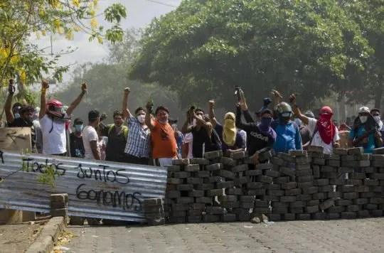 Nicaragua: el fin de Ortega-Murillo