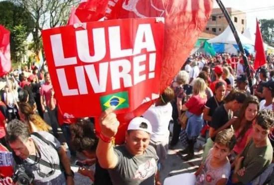 Lula ¡casi libre!