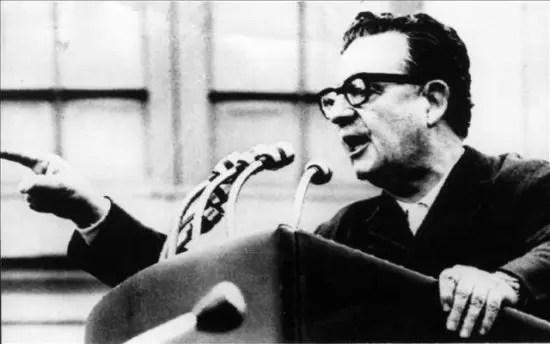 Salvador Allende: discurso con motivo de la nacionalización del cobre