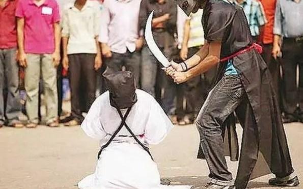 ¿Qué dirá Boric?: régimen saudita, respaldado por EEUU, decapitará en público a 5 activistas